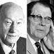 1974 - Eyvind Johnson e Harry Martinson (Suécia)