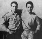 Sal Paradise e Dean Moriarty, de On The Road (Jack Kerouac)