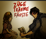 Liesel e Max, de A Menina Que Roubava Livros (Markus Zuzak)