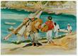 Santiago e Manolin, de O Velho e o Mar (Ernest Hemingway)