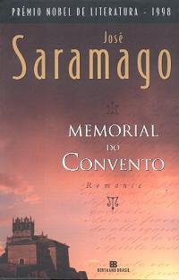 Memorial do convento - Romance