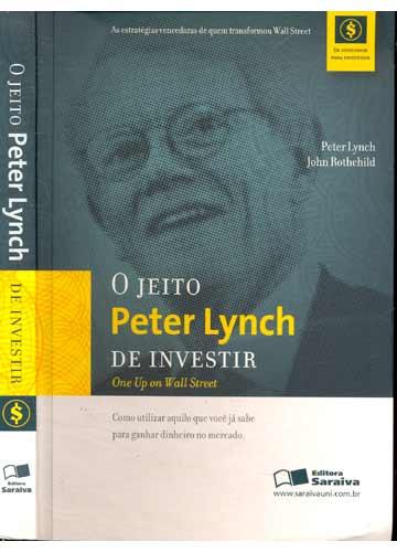 O Jeito de Peter Lynch de Investir