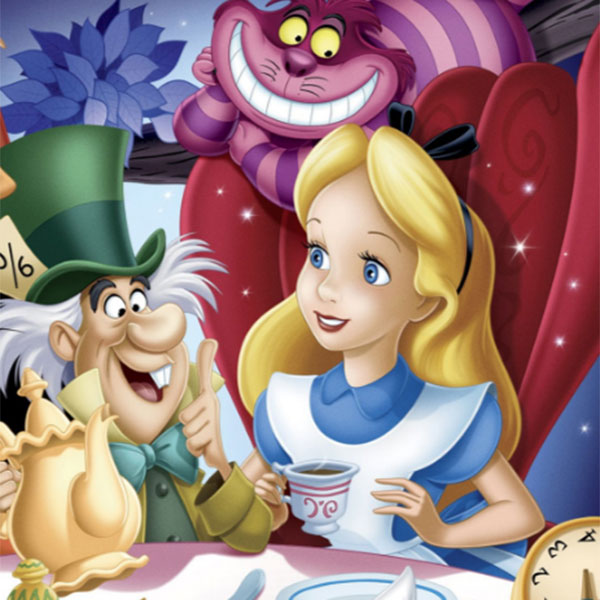 Frases de Lewis Carroll em Alice no País das Maravilhas e Através do Espelho
